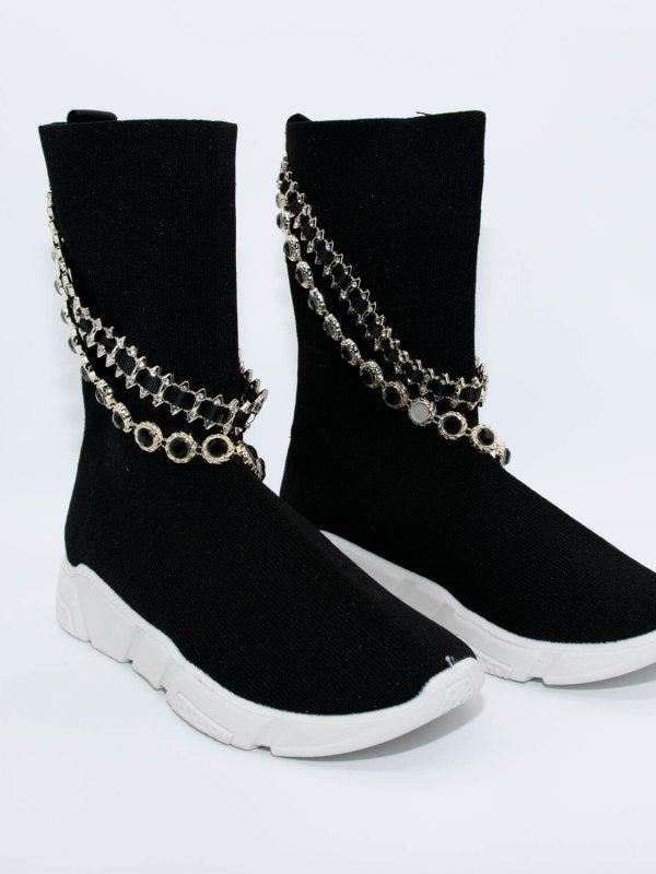 Γυναικεία Μποτάκια Κάλτσα | Παπούτσια | Ωραιόκαστρο Θεσσαλονίκη