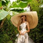 Φόρεμα Φλοράλ Εβαζέ γυναικεια ρουχα στο ωραιοκαστρο θεσσαλονικης