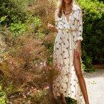 Φόρεμα Μακρύ με Κουμπιά Γυναικεία Ρούχα Ωραιόκαστρο Θεσσαλονίκης
