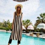 Τούνικ με Ρίγα γυναικεία ρούχα στο ωραιόκαστρο θεσσαλονίκης