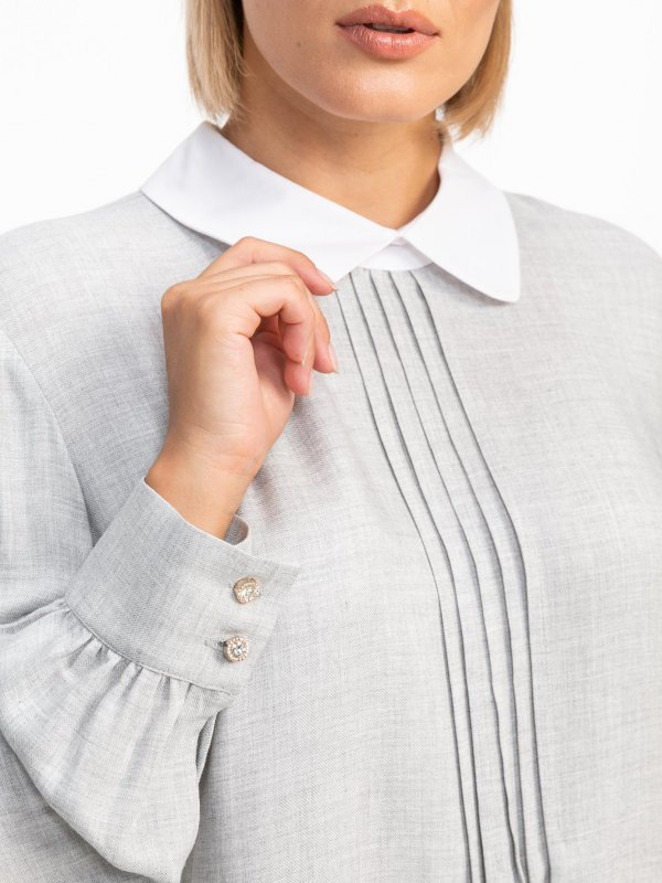 Μπλούζα με γιακά 1