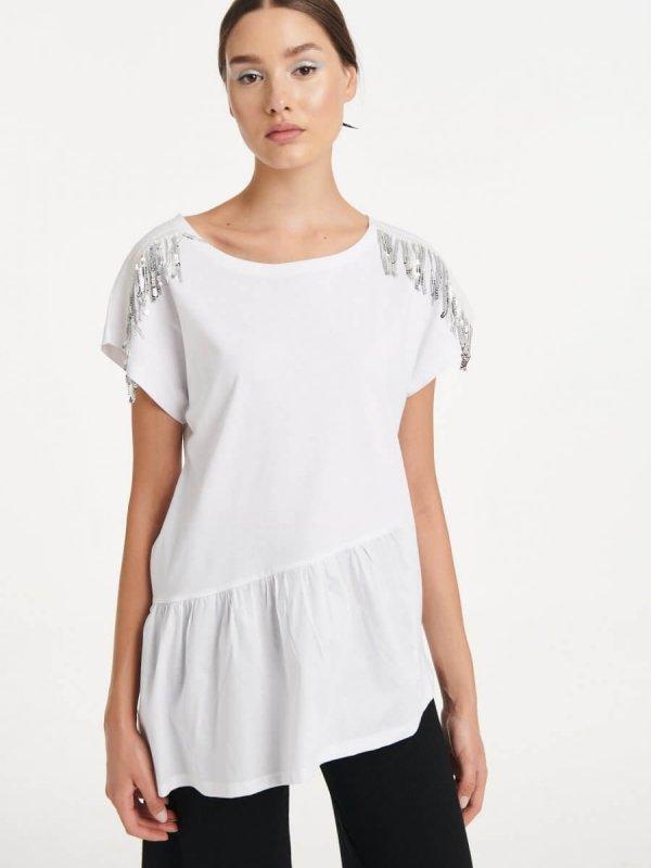 Μπλούζα με Βολάν 1