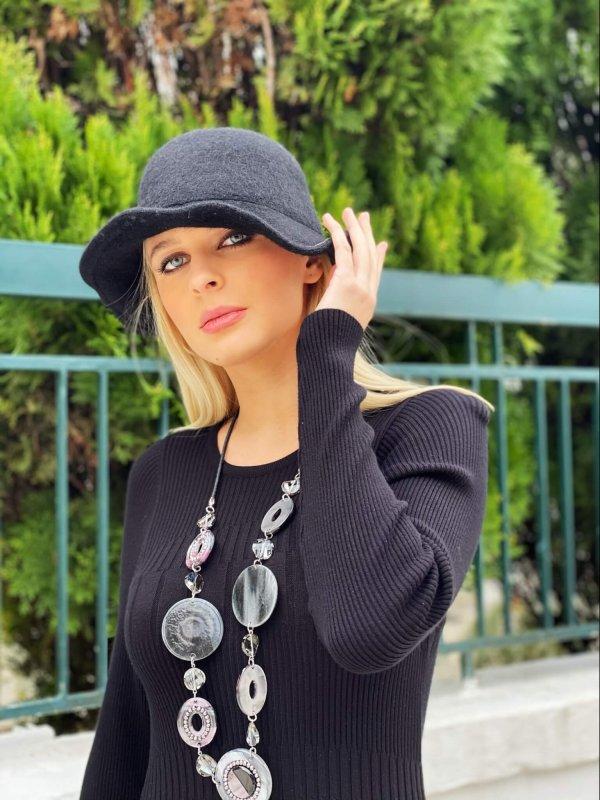 Μάλλινο καπέλο 1