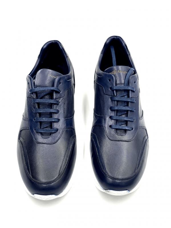 Δερμάτινα δετά παπούτσια 1