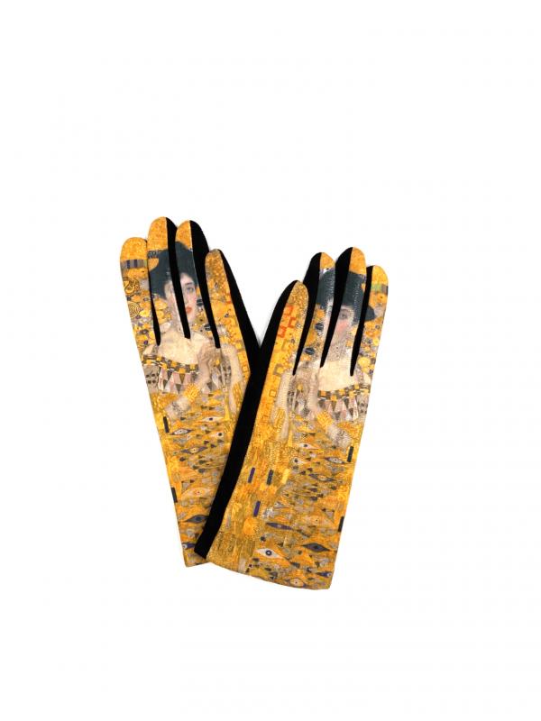 Γάντια με σχέδιο 1