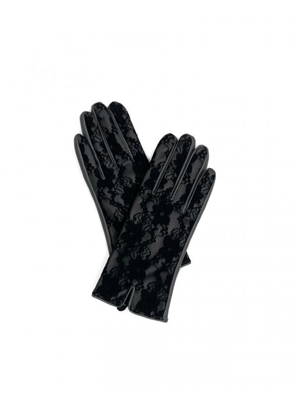 Γάντια με δαντέλα 1