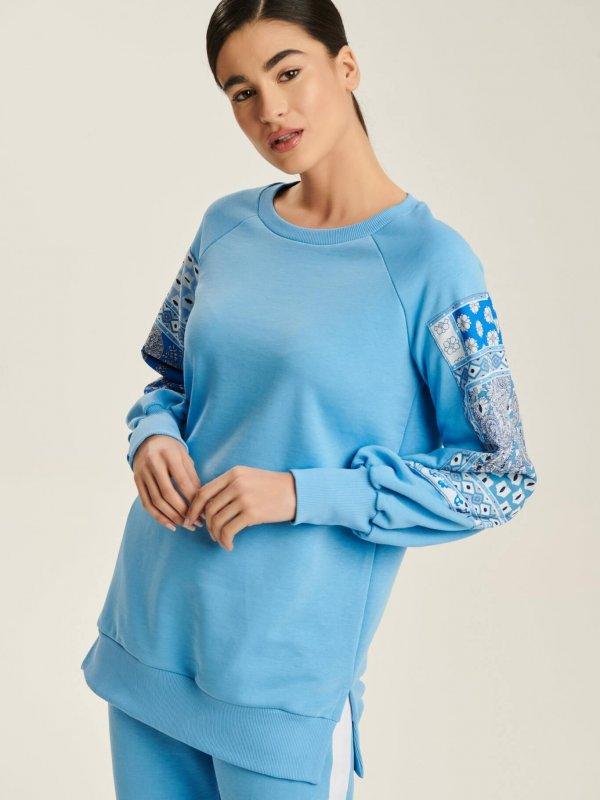 Φούτερ μπλούζα 1