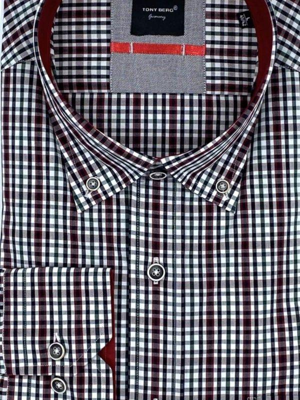Αντρικό πουκάμισο 1