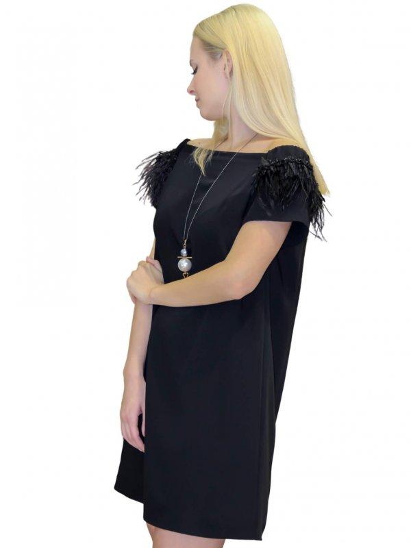 Φόρεμα με έξω τους ώμους 1