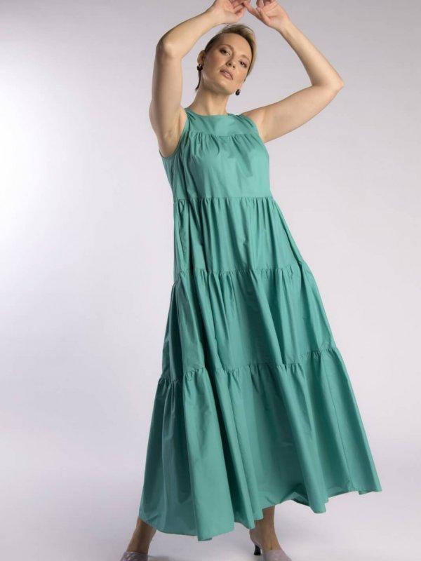 Φόρεμα αεράτο σε 2 αποχρώσεις 1