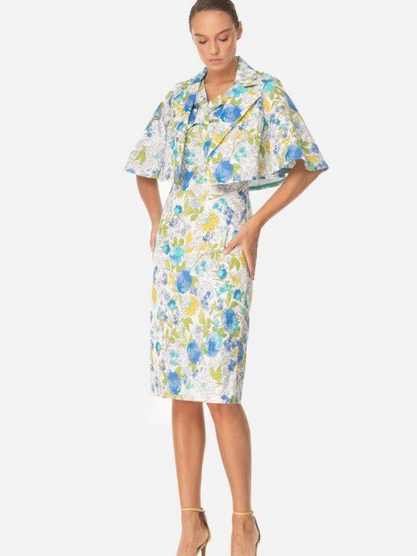 Φόρεμα φλοράλ 1