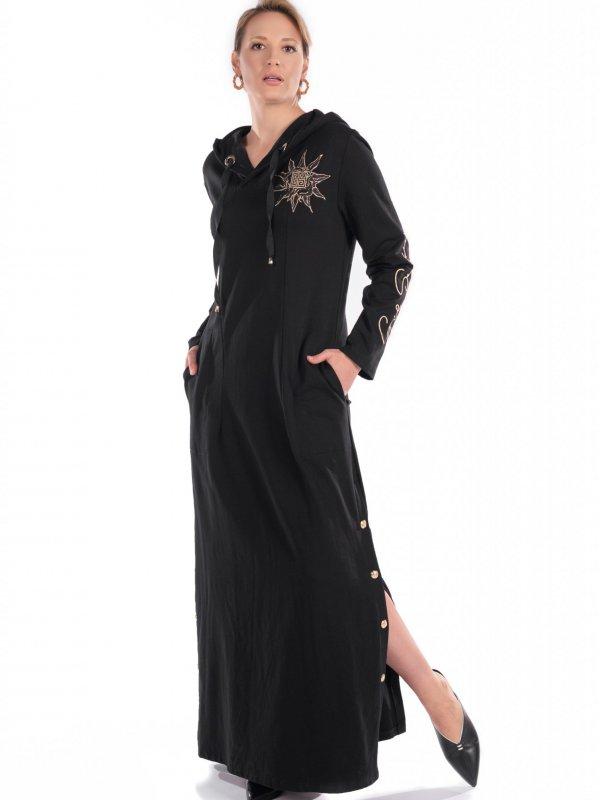 Φόρεμα φούτερ 1
