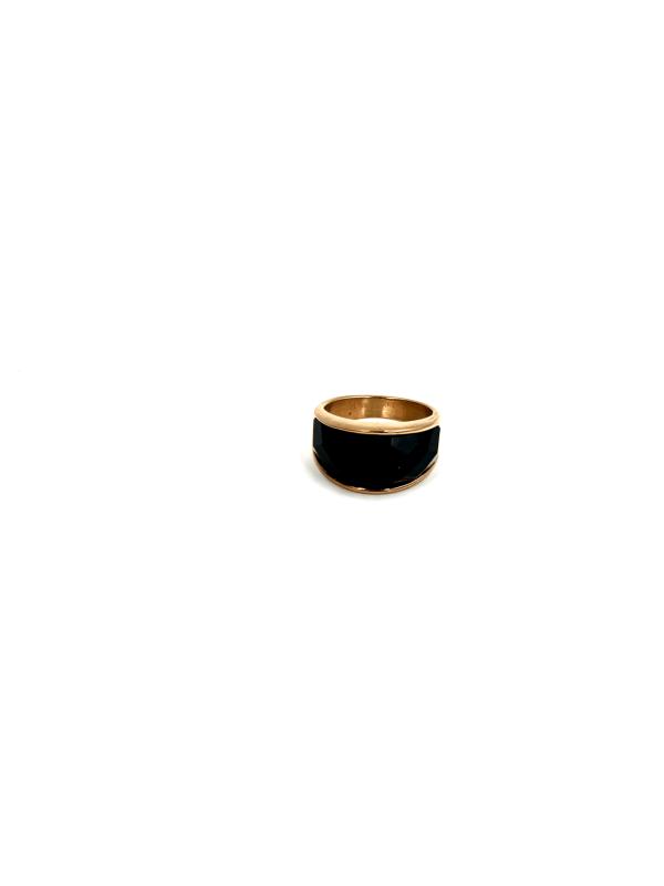 Δαχτυλίδι με πέτρα σε 2 αποχρώσεις 1